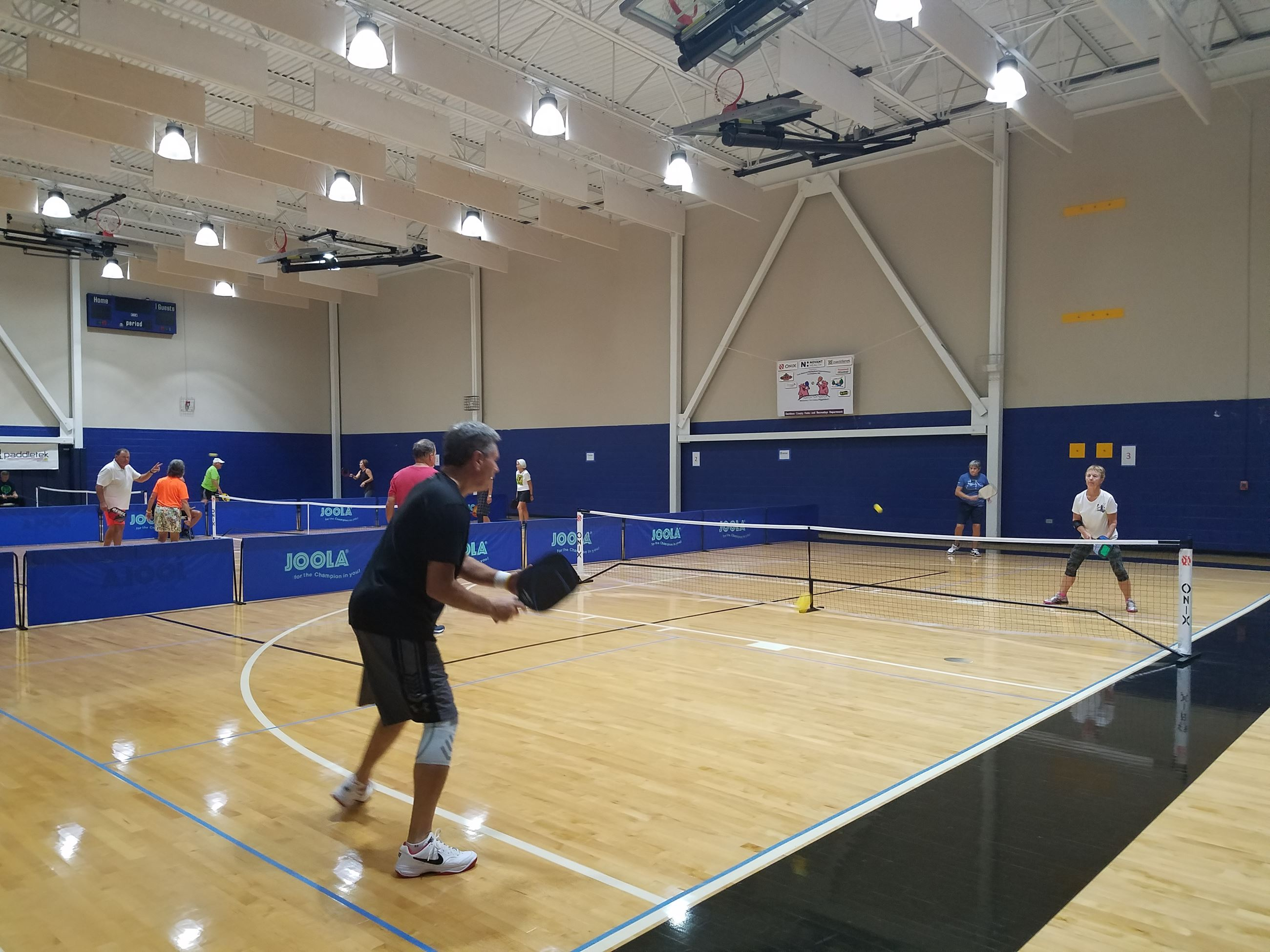 Pickle Ball Tournament